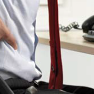 Mejore la postura en la oficina