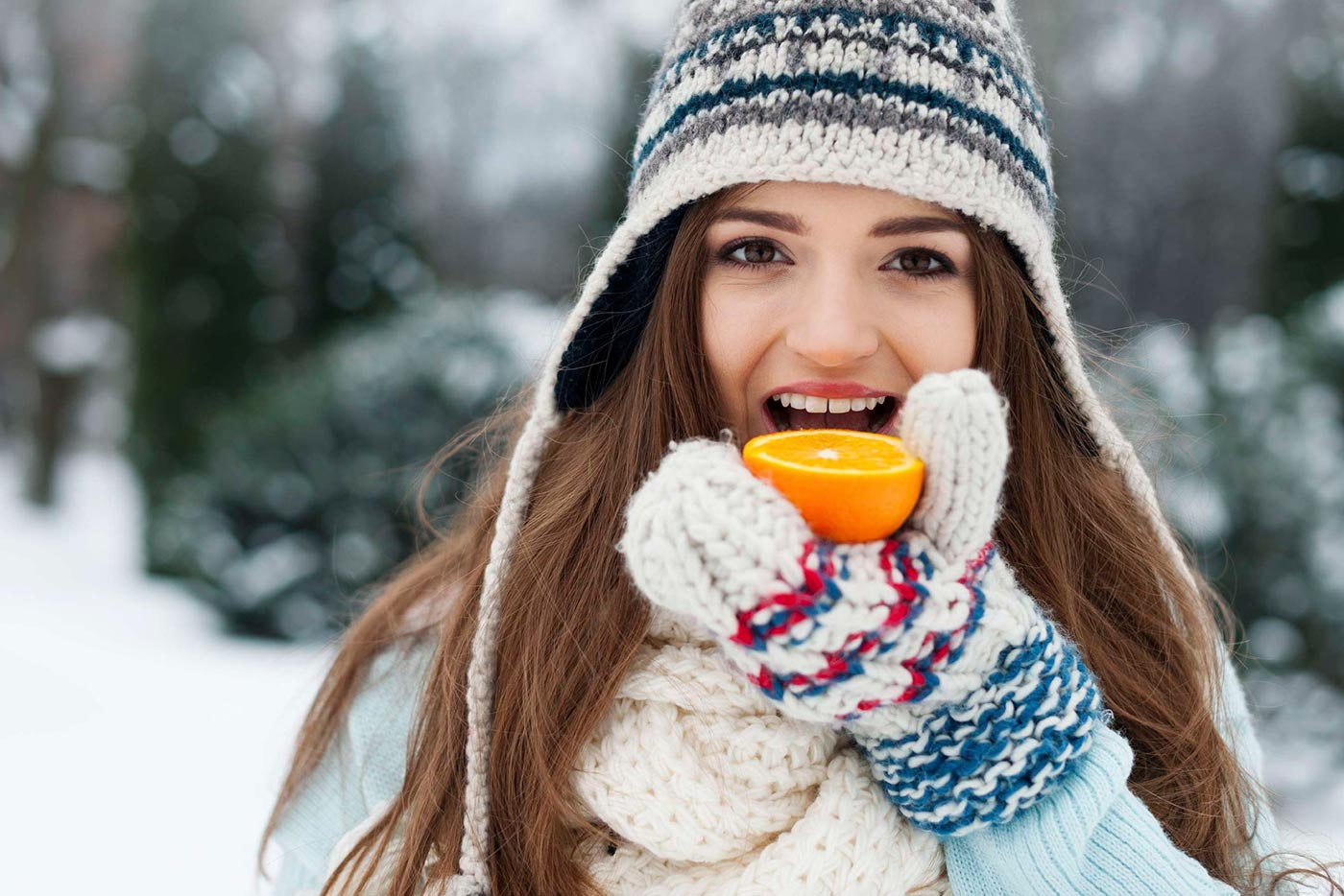 La alimentación en invierno, auxiliar de nuestras defensas