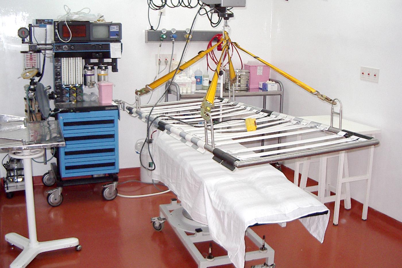 Servicio de Quemados y Cirugía Reparadora.