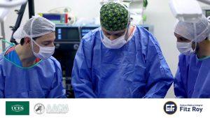 CMIFR es formador de Cirujanos de Mano por la AACM – UCES