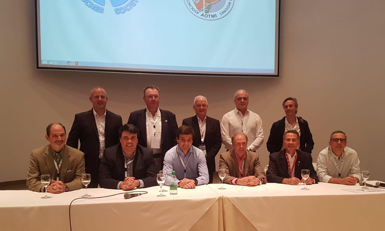 CMIFR premiado en el Küntscher Society Annual Meeting 5 Naciones