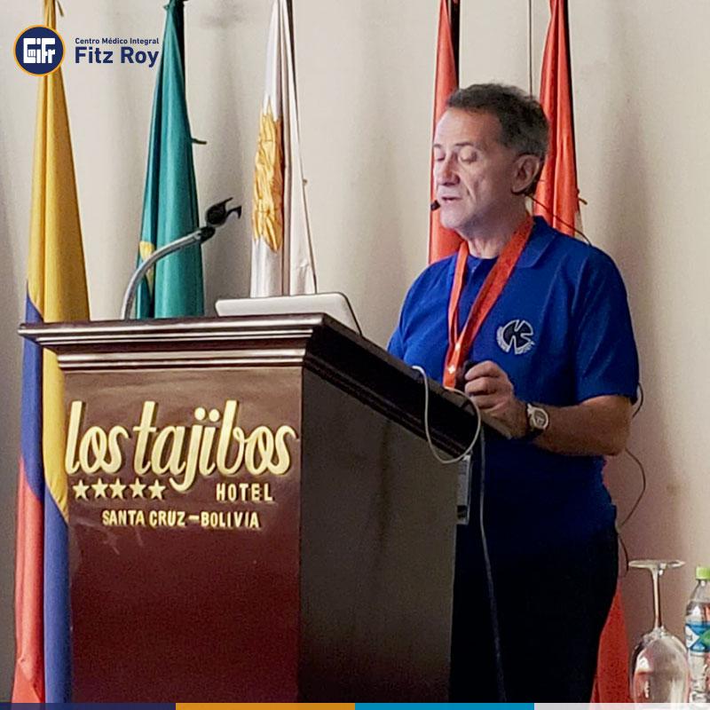 Congreso Nacional de Ortopedia y Traumatología de Bolivia
