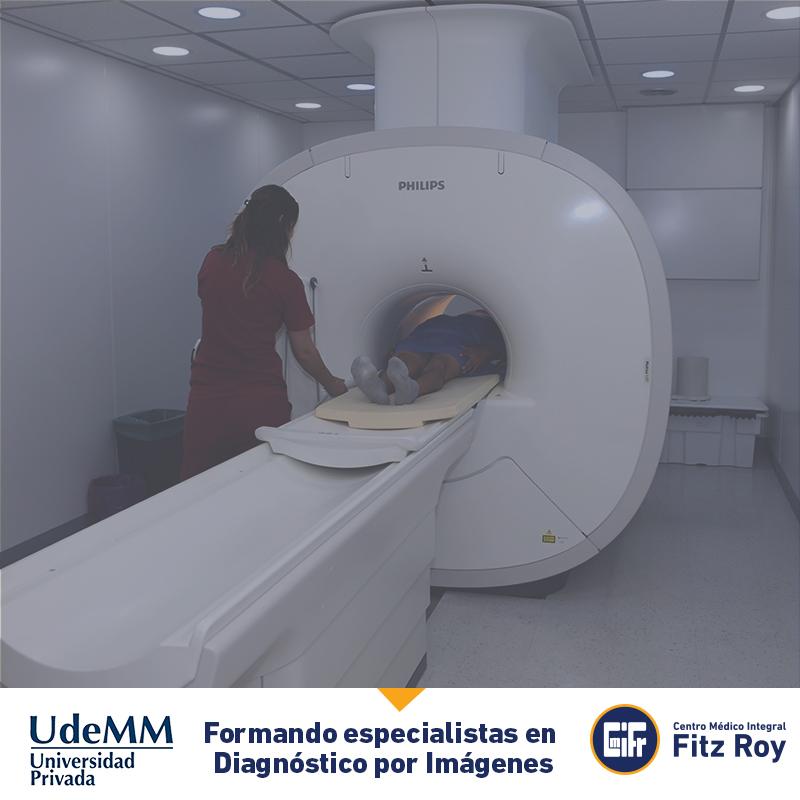 CMIFR es formador de especialistas en Diagnóstico por imágenes