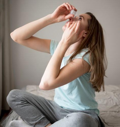 Prevención del ojo seco en invierno