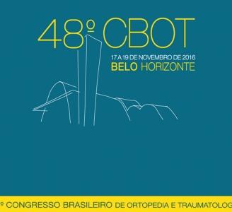 48º Congreso brasileño de Ortopedia y Traumatología