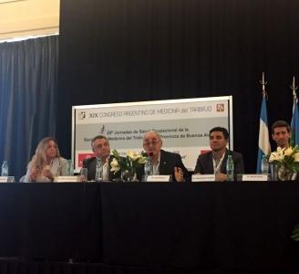 XIX Congreso Argentino de Medicina del Trabajo y  XX Jornadas de Salud Ocupacional