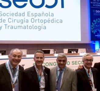 Congreso de la Sociedad Española de Cirugía Ortopédica y Traumatología