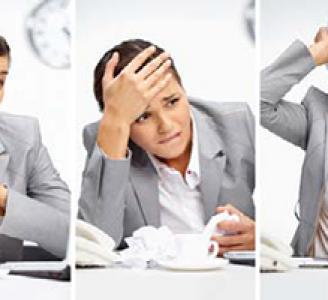 Lidiando con la ansiedad en el trabajo