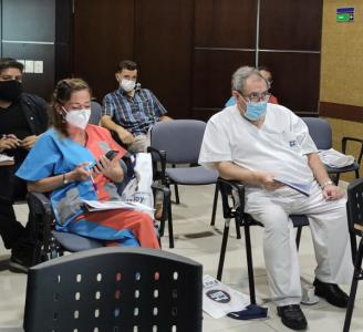 Jornada de Capacitación para médicos del CMIFR