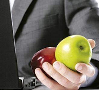 Una buena nutrición mejora el rendimiento laboral